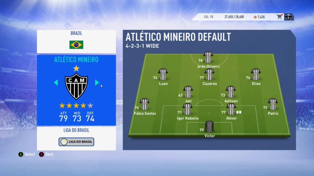 FIFA 19 - NEW UPDATE TEAM BRAZIL 2019 Vol 2.0