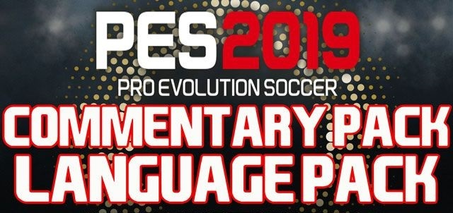 PES19 PC Commentary Callname V9 All In One